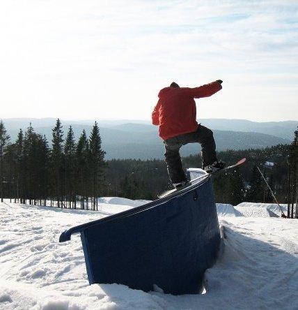 Oslo Vinterpark - Tryvann - ©Mona Haugen | J.a.a @ Skiinfo Lounge