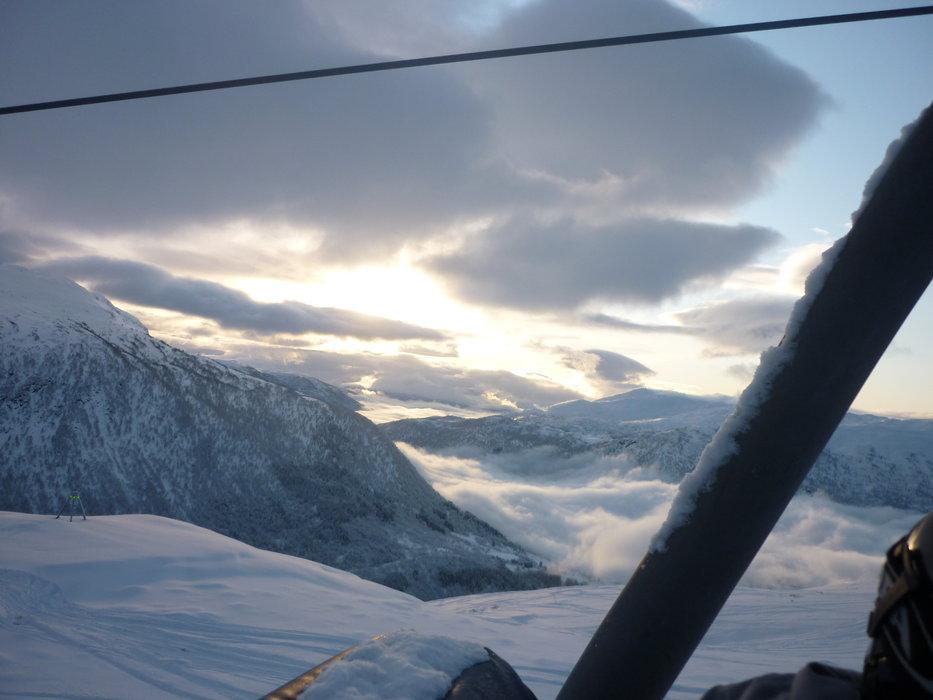 Voss Fjellandsby - Myrkdalen - ©meg | Hope @ Skiinfo Lounge