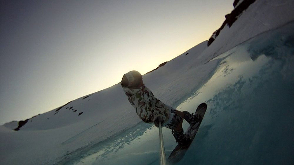 Fonna Glacier - ©lasse tellevik | lasse.t @ Skiinfo Lounge