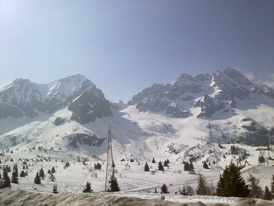 Ghiacciaio Presena - Adamello Ski - ©obre @ Skiinfo Lounge