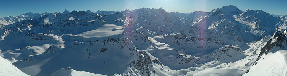 Mt Fort panarama - ©ElPiddy @ Skiinfo Lounge