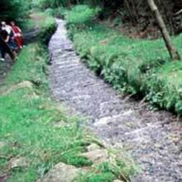 Zur Steilstufe des Schwemmkanals #1