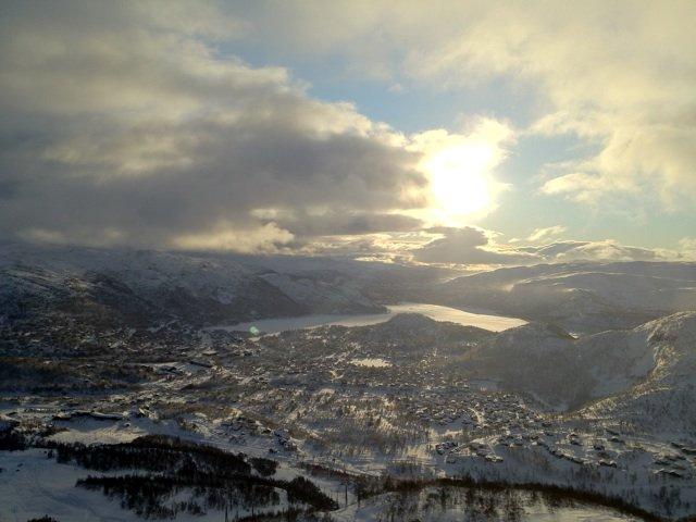 Vakre Hovden! :) - ©thorhenrikbruun @ Skiinfo Lounge
