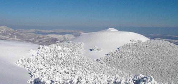 Monte Volturino - ©Sciareinbasilicata.it