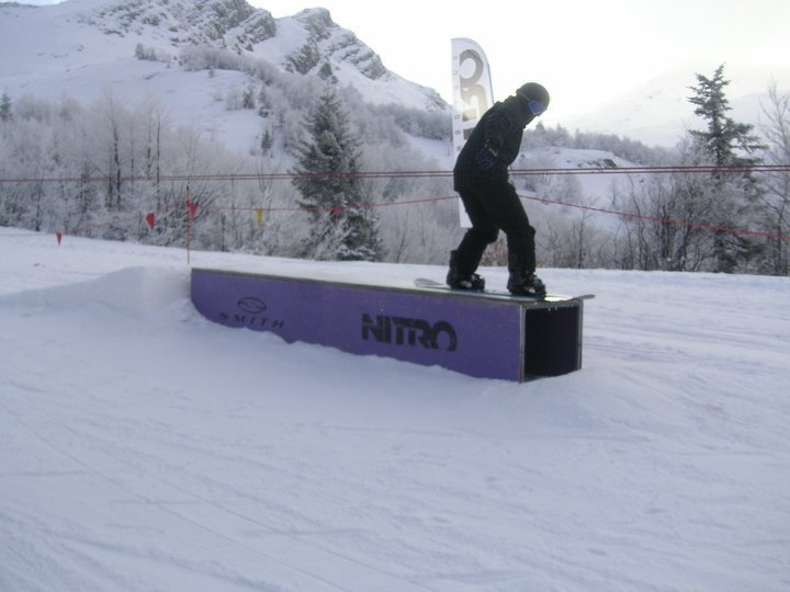 Snowpark | TrapZ - ©TrapZ @ Skiinfo Lounge