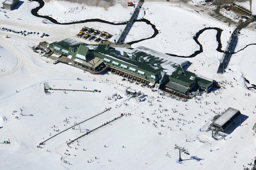 Perisher is Australia's biggest ski resort. - ©Perisher Resort