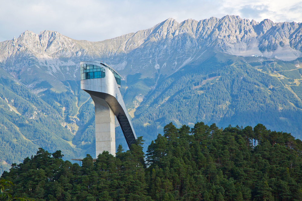 Bergisel Schanze Innsbruck - ©Innsbruck Tourismus