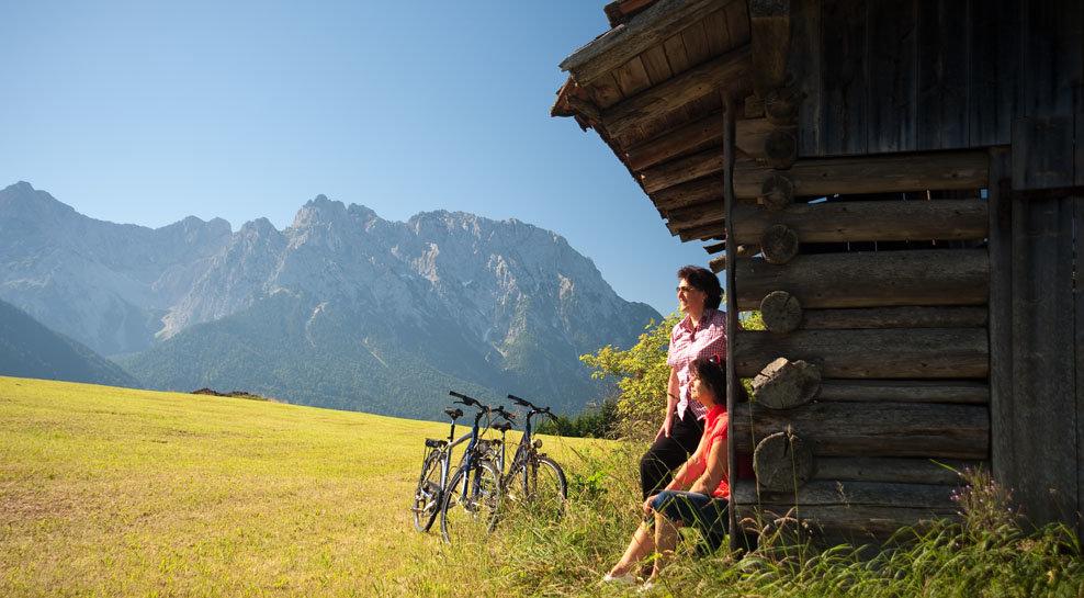 Impressionen aus der Alpenwelt Karwendel - ©Alpenwelt Karwendel