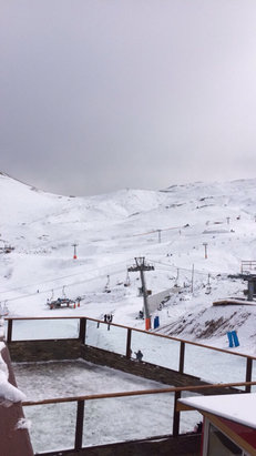 Valle Nevado - Firsthand Ski Report - ©EDUARDO