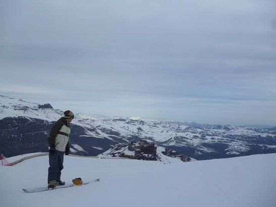 Valle Nevado - Firsthand Ski Report - ©sebawilson