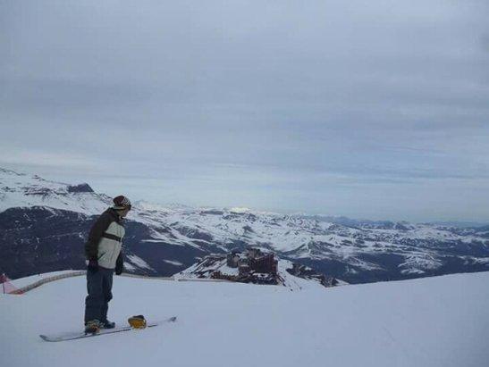 Valle Nevado - Firsthand Ski Report - ©sebawilson