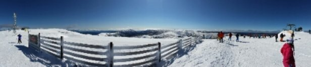 Mt. Hotham - Hotham at its best. gotta love mountain life. - ©neil.muggleton925.nm