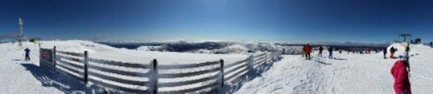 Mt. Hotham - Hotham at its best. gotta love mountain life. - ©neil.muggleton925.nm