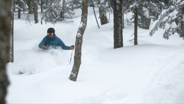 Killington Resort - Yep, killington conditions stink when it snows.
