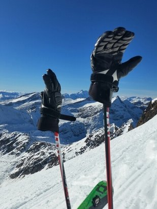 Mölltaler Gletscher - Firsthand Ski Report - ©gup