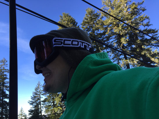 Sierra-at-Tahoe - Firsthand Ski Report - ©Jason lang's iPhone