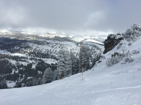 Kirkwood - Good day out there.  - ©Brendan's iPhone
