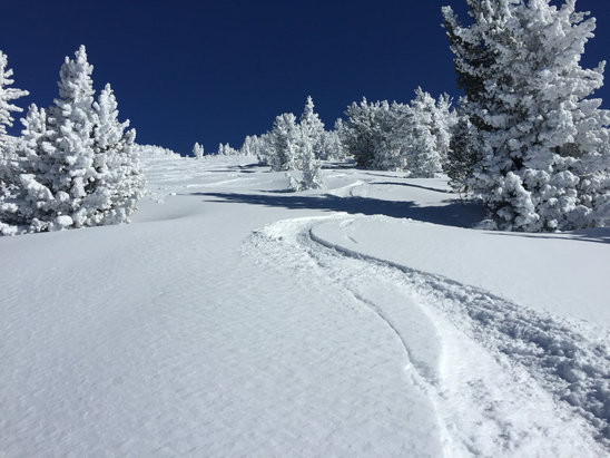 Mammoth Mountain Ski Area - Firsthand Ski Report - ©jmac