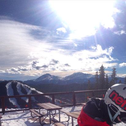 Keystone - Firsthand Ski Report - ©max