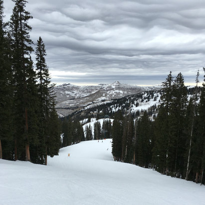 Brighton Resort - Firsthand Ski Report - ©jdubs