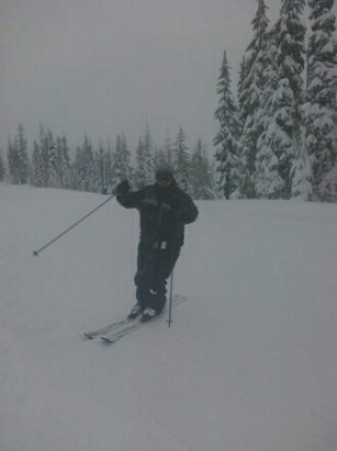 Hoodoo Ski Area - Firsthand Ski Report - ©trr472