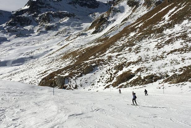 St. Moritz - Corviglia - Firsthand Ski Report - ©lollo
