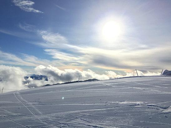 Bogus Basin - Beautiful day!!  - ©iPhone