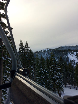 Northstar California - Firsthand Ski Report - ©Christopher's iPhone (2)