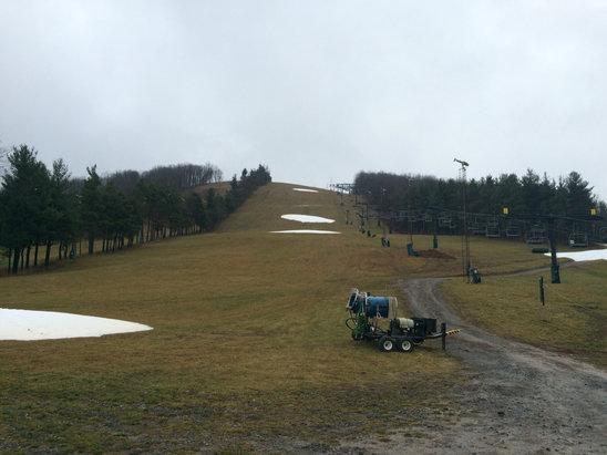 Wisp - Summer ski anybody?  - ©Gerd's iPhone