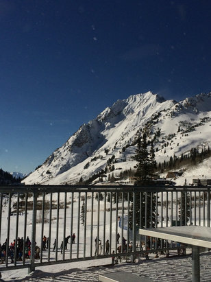 Alta Ski Area - Uncrowded! The snow is amazing! Alta is the best! - ©Alta