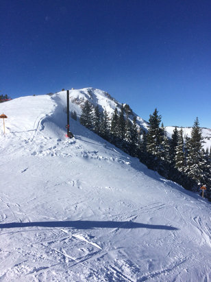 Park City - Another fantastic day at PC! The snow is still great. All complaints from previous folks clearly don't know how to explore this vast mountain. Tons of terrain and hardly any lift lines unless you are at the base.  - ©Michael's iPhone