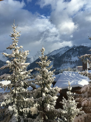 Courchevel - Firsthand Ski Report - ©iPhone 6+ (2)