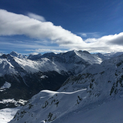 Nendaz - Firsthand Ski Report - ©iPhone de Sam 2