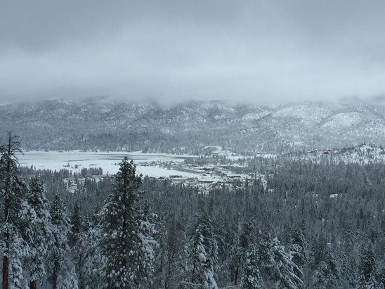 Snow Summit - Firsthand Ski Report - ©RGR6