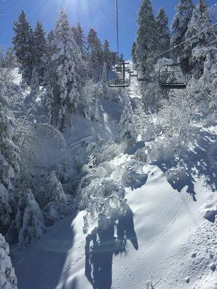 Snow Summit - Powder - ©Dennis