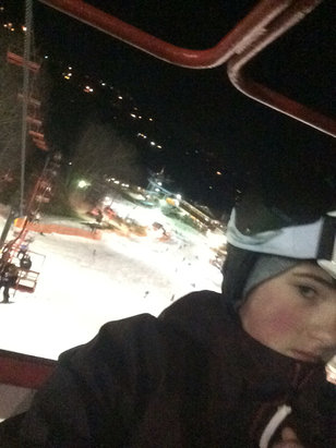 Ober Gatlinburg Ski Resort - Great night - ©Blakes Iphone