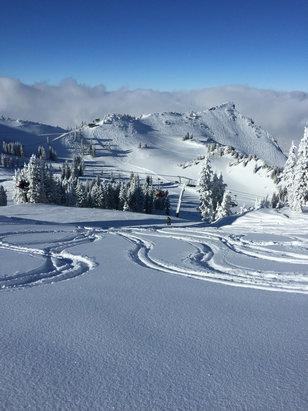 Alta Ski Area - No description necessary - ©Matt Smith's iPhone