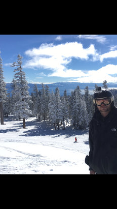 Northstar California - Sweet weekend - ©Jason's iPhone