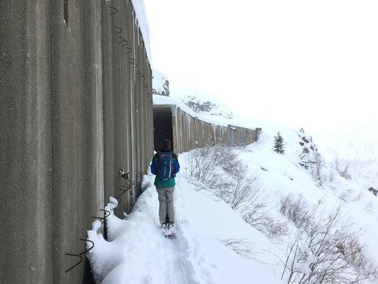 Sugar Bowl Resort - Firsthand Ski Report - ©Nathanael Dickinson's iP