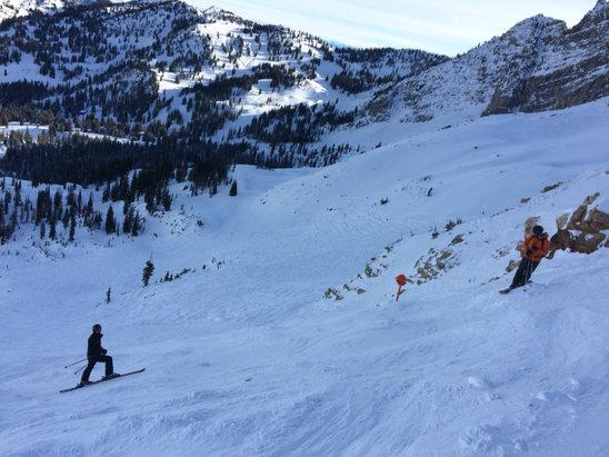 Alta Ski Area - Conditions are very good.  - ©altaupdate