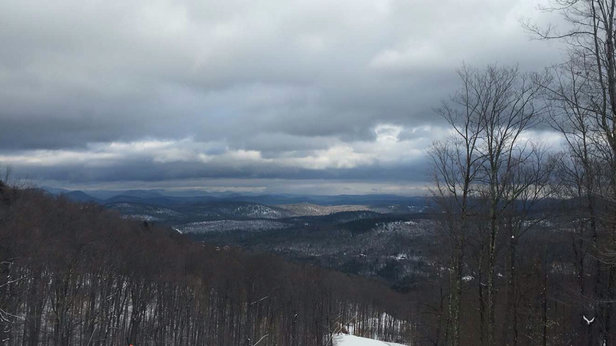 Gore Mountain - Firsthand Ski Report - ©Tyler's iphone