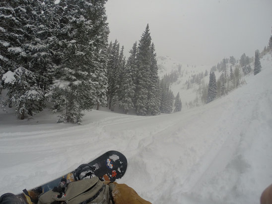 Park City - Firsthand Ski Report - ©Kevin's iPhone