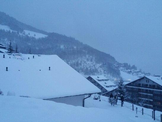 Torgon - Firsthand Ski Report - ©mcglincheycraig