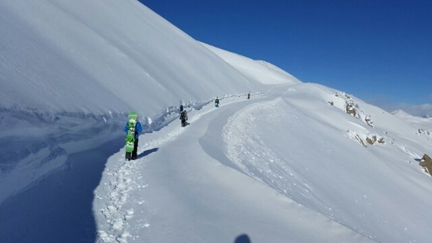 Serre Chevalier - No problem with snow at all! - ©mikesaunders115