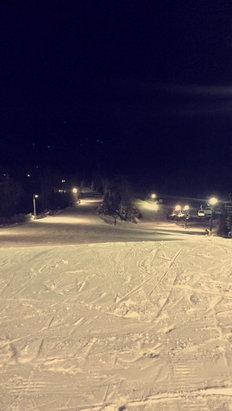 Mount Holly - Firsthand Ski Report - ©Alex's iPhone