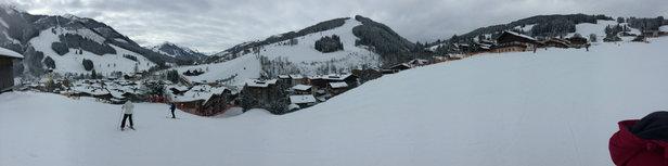 Skicircus Saalbach Hinterglemm Leogang Fieberbrunn - Firsthand Ski Report - ©Jam
