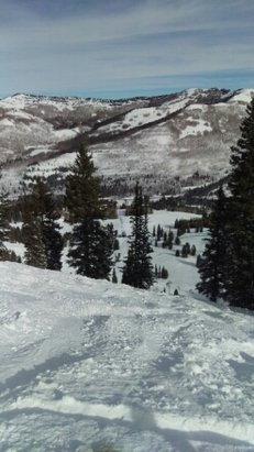 Solitude Mountain Resort - Just like Paradise.   - ©norcallica