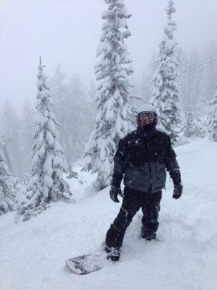 Pebble Creek Ski Area - AMAZING SNOW THIS YEAR.  - ©nicatnyt37