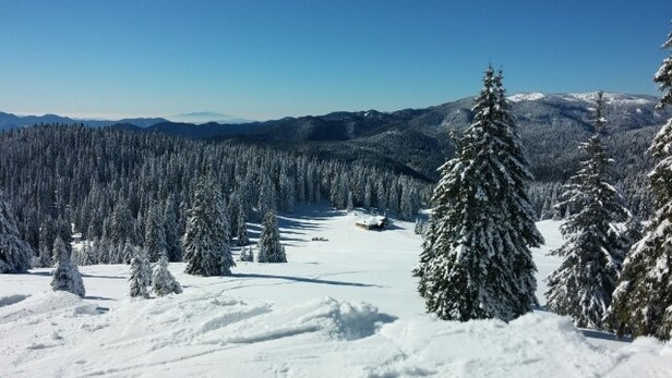 Pamporovo - perfect snow  - ©apotolis16