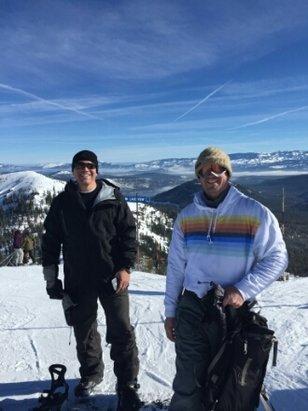 Sugar Bowl Resort - Firsthand Ski Report - ©firedogmk